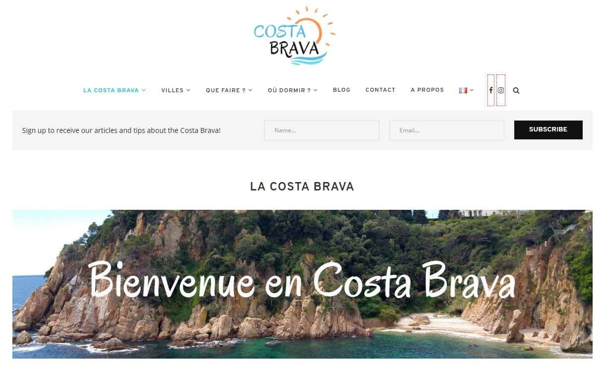 website costabrava