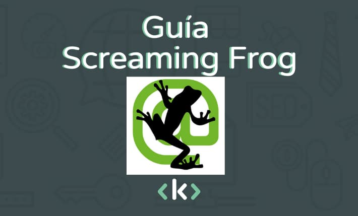 Guía Screaming Frog