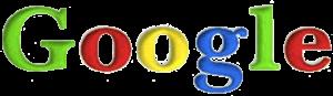 logo google early 1998